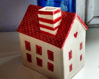 Little Ceramic House
