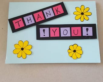 Thank You Cards. Assorted designs or design your own