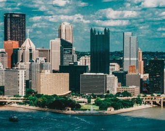West End Overlook #2 // Pittsburgh Photography