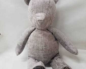 Stuffed Animal Made From Your Special Occasion Gown *Free Shipping*