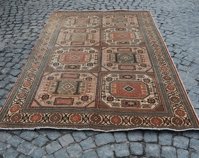 FREE SHIPPING! oriantel area rug,5X8 area rug,beige area rug,rugs online,area rug for sale,affordable area rugs,room size rugs,turkey carpet
