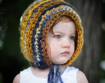 The Ivy Pixie Bonnet