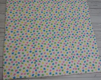 Pink with Stars Quillow Blanket