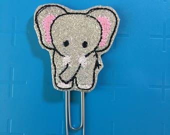 Elephant Planner Clip