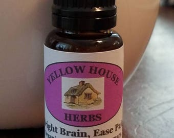 Bright Brain, Ease Pain Rosemary Tincture