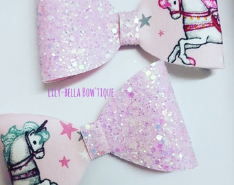 "5"" Unicorn bow"