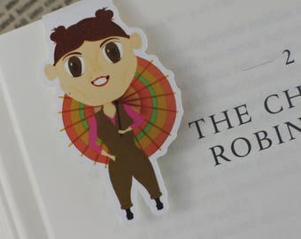 Kaylee Frye Magnetic Bookmark | Firefly Bookmark