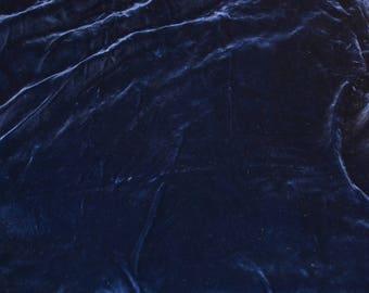 Velvet Navy Blue #2