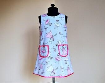Little Girl Dresses, Little Girl Dress, Toddler Dress, Pink Dress, Ballerina Dress, Ballerina Birthday Party, Ballet Dress