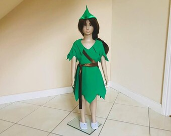 Peter Pan tunic ,Peter Pan dress .