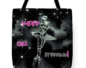 Keep On Stepping Signarure Bag
