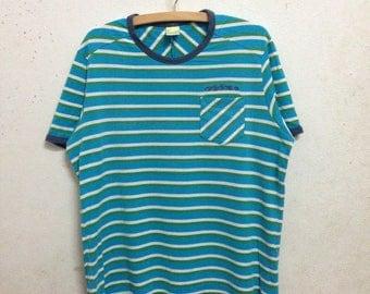 Vintage 90's Adidas Stripes T-Shirts