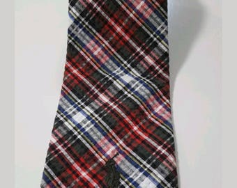 Polo Ralph Lauren Plaid Striped Men's Necktie