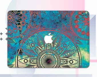 Mandala Macbook Pro Case 13 inch Pro Retina 15 Hard Case Macbook Pro Hard Case Paints Macbook pro Case 13 Hard air 11 Macbook Cover mCM13