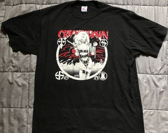 Cry For Dawn - Original Vintage 1992 T-shirt