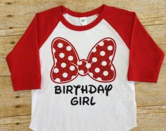 Personalized Girls Birthday Shirt