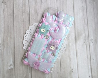 Ready to ship : Totoro decoden phone case for Iphone 6/6s PLUS