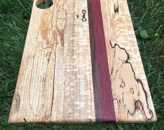 Spalted Cutting Board