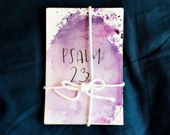 Watercolor Lettering: Scripture Pack