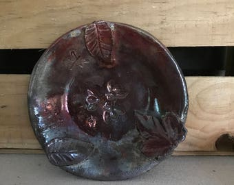 Raku Antique Decretive Bowl
