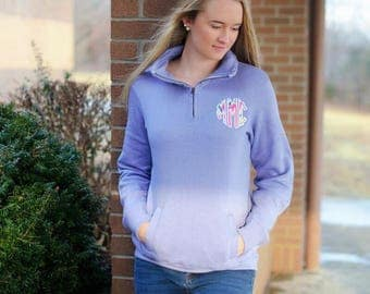 1/4 Zip with Lilly Pulitzer