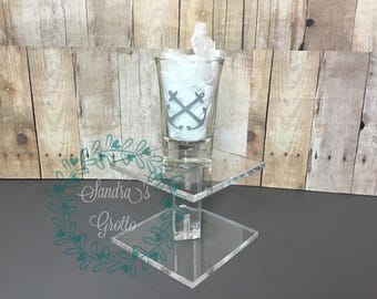 Anchor Shot Glass