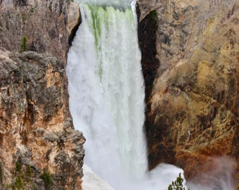 Upper Yellowstone Falls