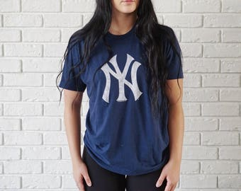New York Yankees Baseball Tee (M)