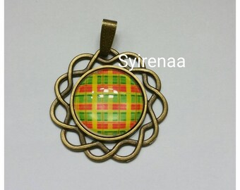 Pendants bronze madras color variety