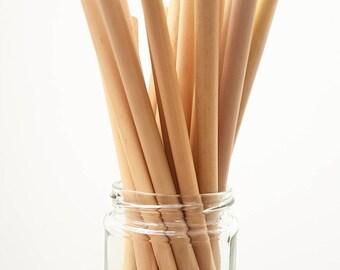4 BAMBOO Drinking straws #reusable)