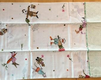 Whimsical pillowcases