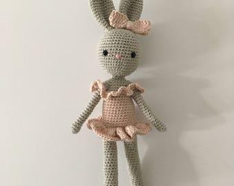 Amigurumi Bunny, crochet doll