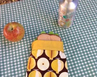 Onion Sandwich Bag--Plastic free