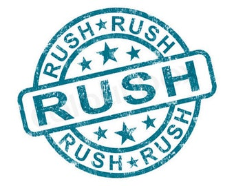 Rush Order: Complete my order in 1-2 days and ship it priority!