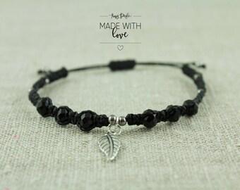 Macrium Bracelet Black