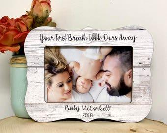 Baby frame, personalized baby, personalized baby gift, personalized frame, picture frames, personalized gift