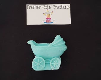 Baby Carriage Topper