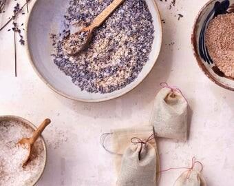 Tub tea - organic herbs