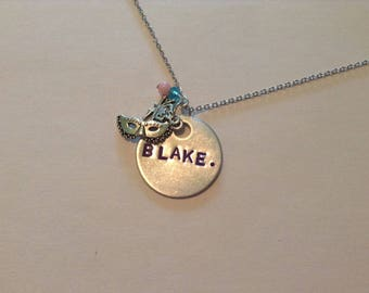 Blake. The 100 Necklace (Limited Edition)
