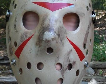 Friday the 13th part 3 Jason Mask (custom)