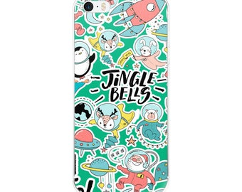 Jingle Bells Christmas iPhone Case