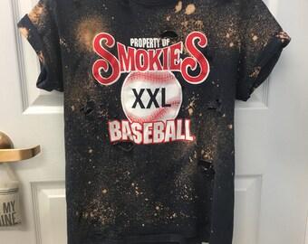 Distressed Smokies Shirt