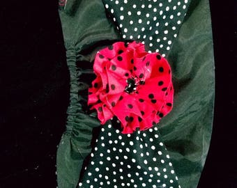 Pretied Satin lined headwraps