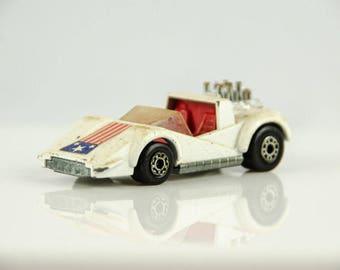 Vintage Matchbox Lesney #55 Hellraiser 1/64 Scale Diecast Car