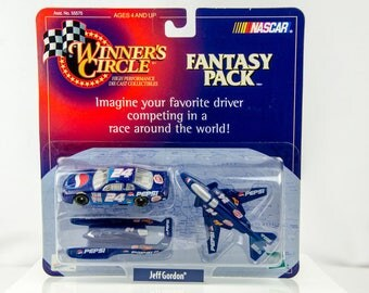 Winners Circle Jeff Gordon # 24 Fantasy Pack Pepsi 1/64 Diecast Car