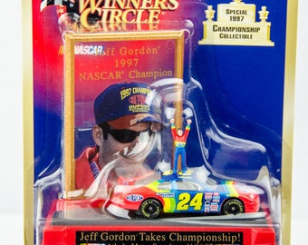Winners Circle Jeff Gordon # 24 1997 Nascar Champion 1/64 Diecast Car