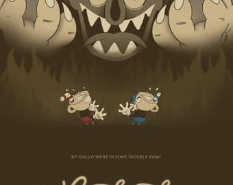 Cuphead - Game Poster