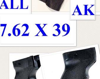 Featureless California Fin Grip Ak 47 WASR Wrap Kydex CA Legal ok Compliant 7.62x39 7.62 Free Shipping FREEDOM Fins shark fin ny