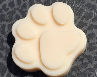 Soy wax Paw Print Melts
