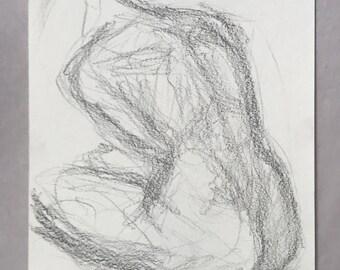 Female Figure Gesture